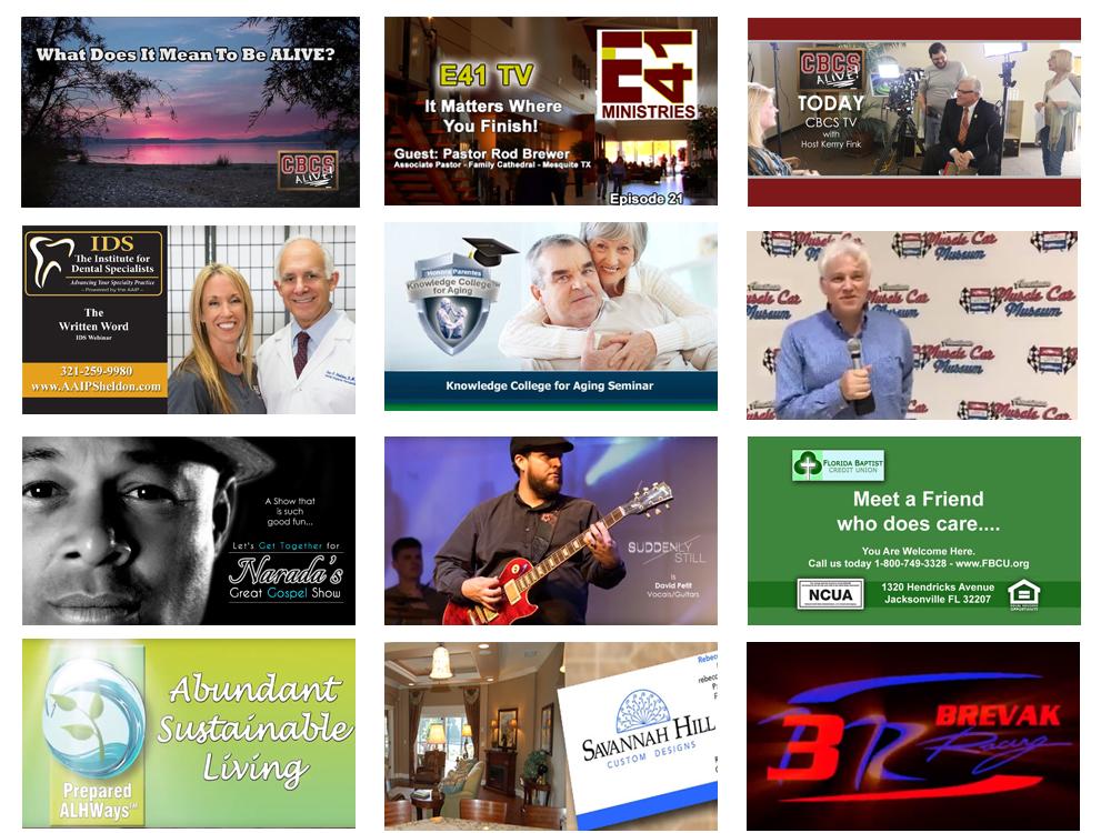TYG Media TV Projects