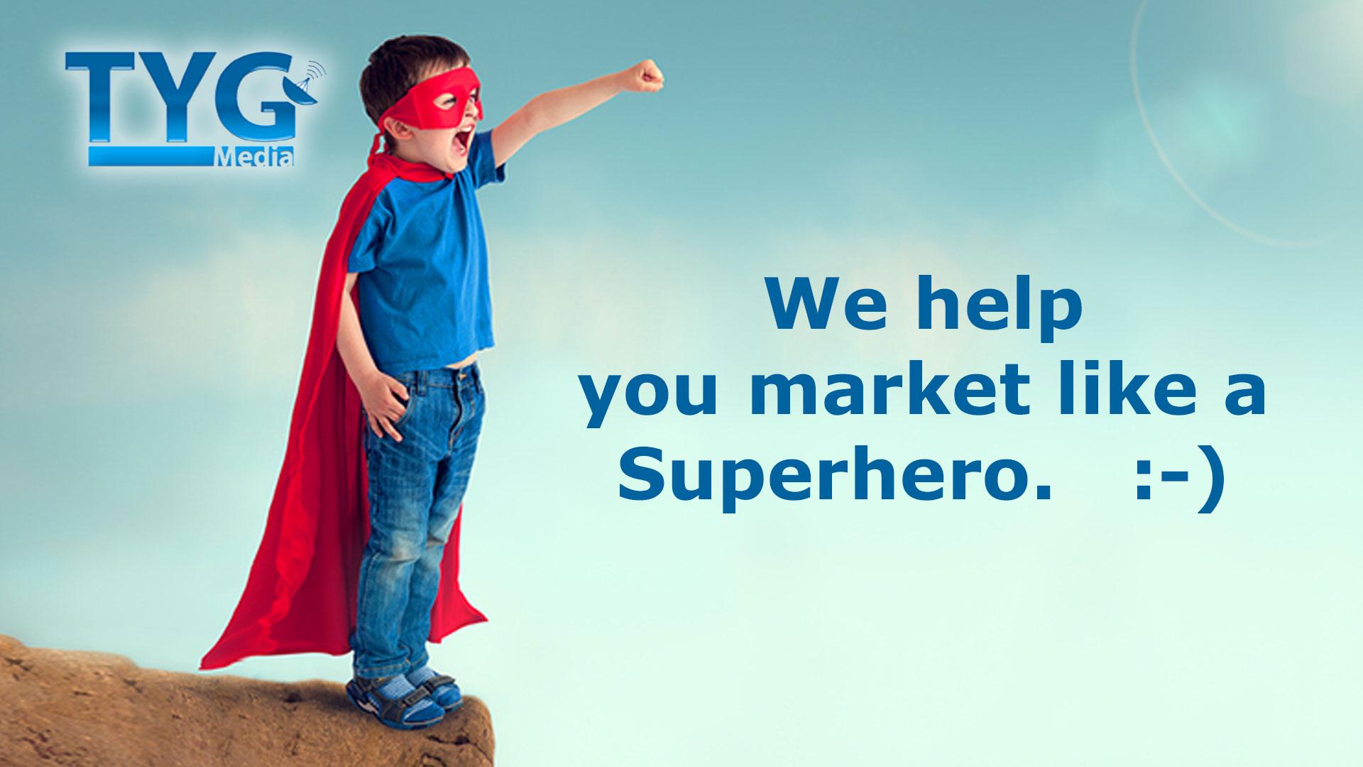 Market Like a Super Hero
