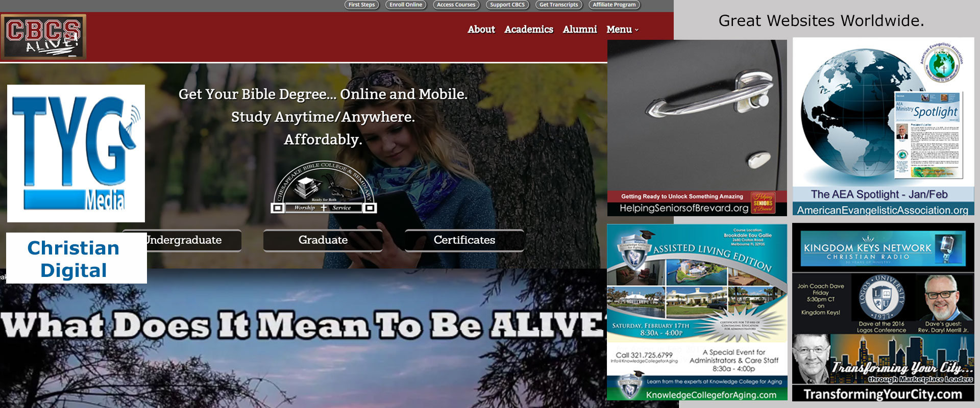 Christian Digital & Online