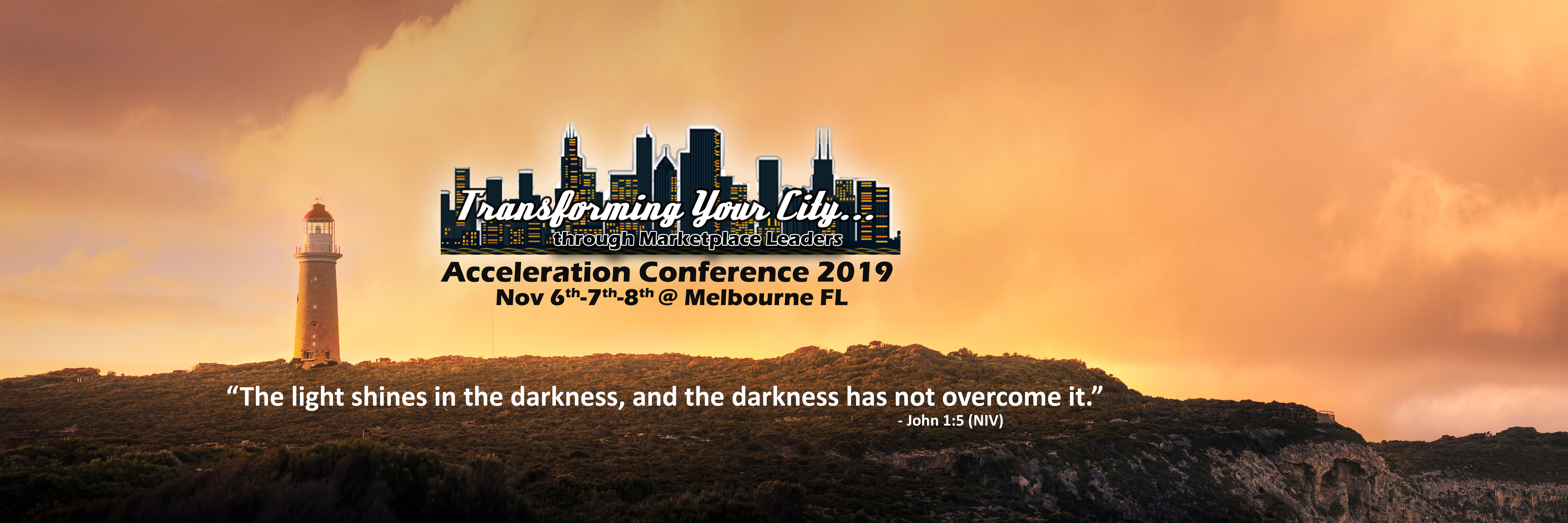 Transforming Your City Acceleration 2019